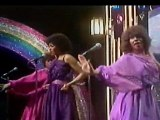 Three degrees - givin up givin in (live)