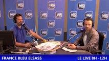 Live France Bleu Elsass du 30 mai 2016