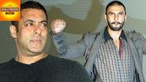 Ranveer Singh WINS, Salman Khan LOSES   Bollywood Asia