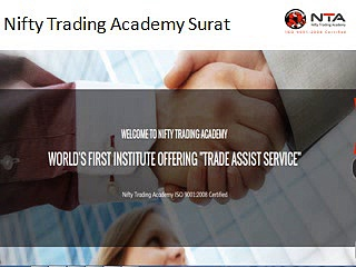 Nifty Trading Academy Surat