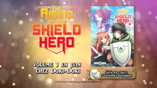 The Rising of the Shleld Hero