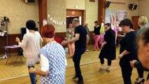 Cap' Danses au Forum des associations de Burie - Madison