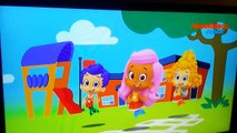 Bubble Guppies a l'ecole school song chanson