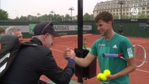 Roland-Garros 2016 - Portrait de Dominic Thiem