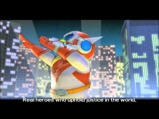 Z ranger_Opening theme song (Eng subtitled)