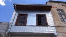 Gaziantep Şehit Üsteğmenin Restore Edilen Evi Ailesine Teslim Edildi-Ek