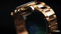 Global InterGold grants gold watches for global achievements!