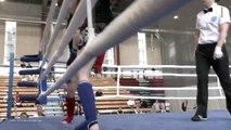 Ladies fight 2 Estonian Kickboxing Championship 2016 May 21 22