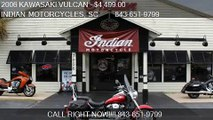 2006 KAWASAKI VULCAN 900 - for sale in Murrells Inlet, SC 29