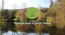 Visite du jardin onirique d'Igor & Tamara