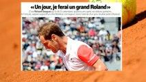 Tennis - ATP - Roland-Garros : Tous derrière Gasquet