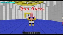 Dragon Block C : Buu Races and Cell Races !!!