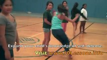 Girls Self-Defense, No. 5 of 10 Lessons by Tom Callos. Part of 10Lessons.info