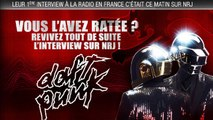 Daft Punk Interview-Exclusive Daft Punk France-30 Minutes Daft Punk Interview on NRJ Radio@13-06-13!
