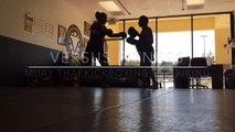 Kickboxing In Montebello   Versus Fitness Kickboxing and Self Defense
