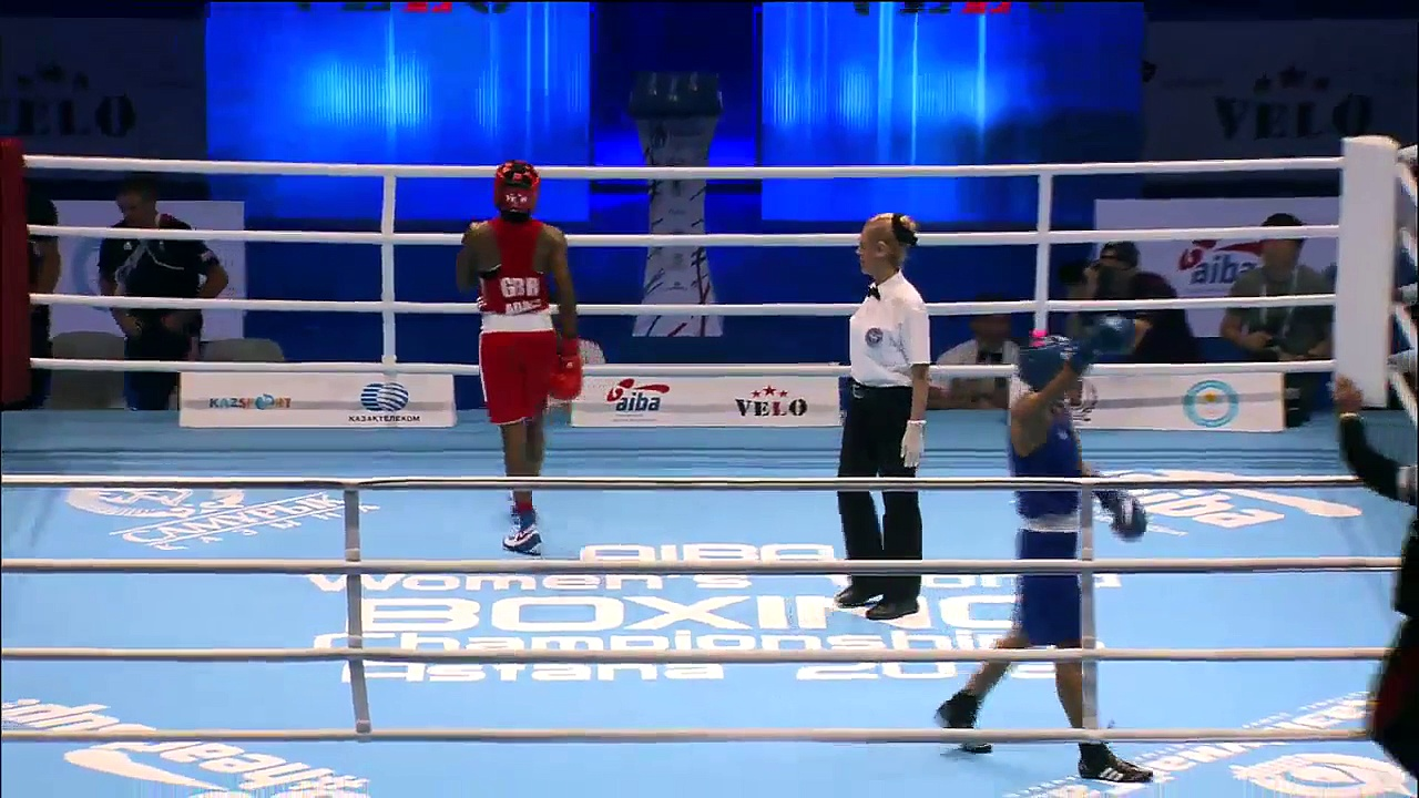 2016 AIBA Women's World Boxing Championships – Finals