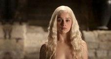 Emilia Clarke: Çıplak Sahneler İçin Tek İhtiyacım Biraz Votka
