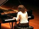 Hélène Grimaud - Rhapsodie n°1 - Brahms