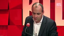 """""""Je ne suis pas plus conciliant, je suis tout aussi combatif que Philippe"""", déclare Laurent Berger, responsable syndical de la CFDT"""