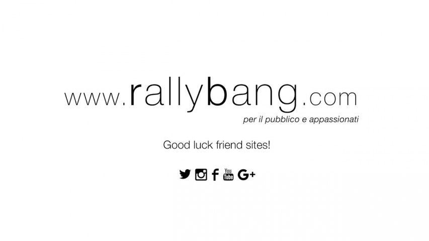 "Rallybang - Good luck ""friend sites"""