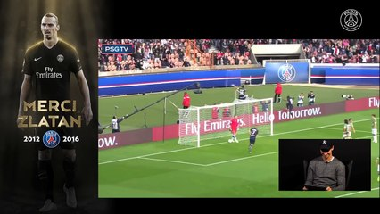 BAITA VÍDEO! PSG reúne os melhores momentos de Zlatan Ibrahimovic no clube!