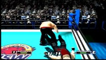 Virtual Pro Wrestling 64 Shinya Hashimoto vs Vader