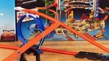Hot Wheels Track Builder Starter Kit How To Build It DIY Hot Wheels Playsets Hot Wheels Cars