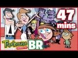 Os Padrinhos Mãgicos Episódios Para Crianças - Ir trabalhar! - Compilação De 47 Mins