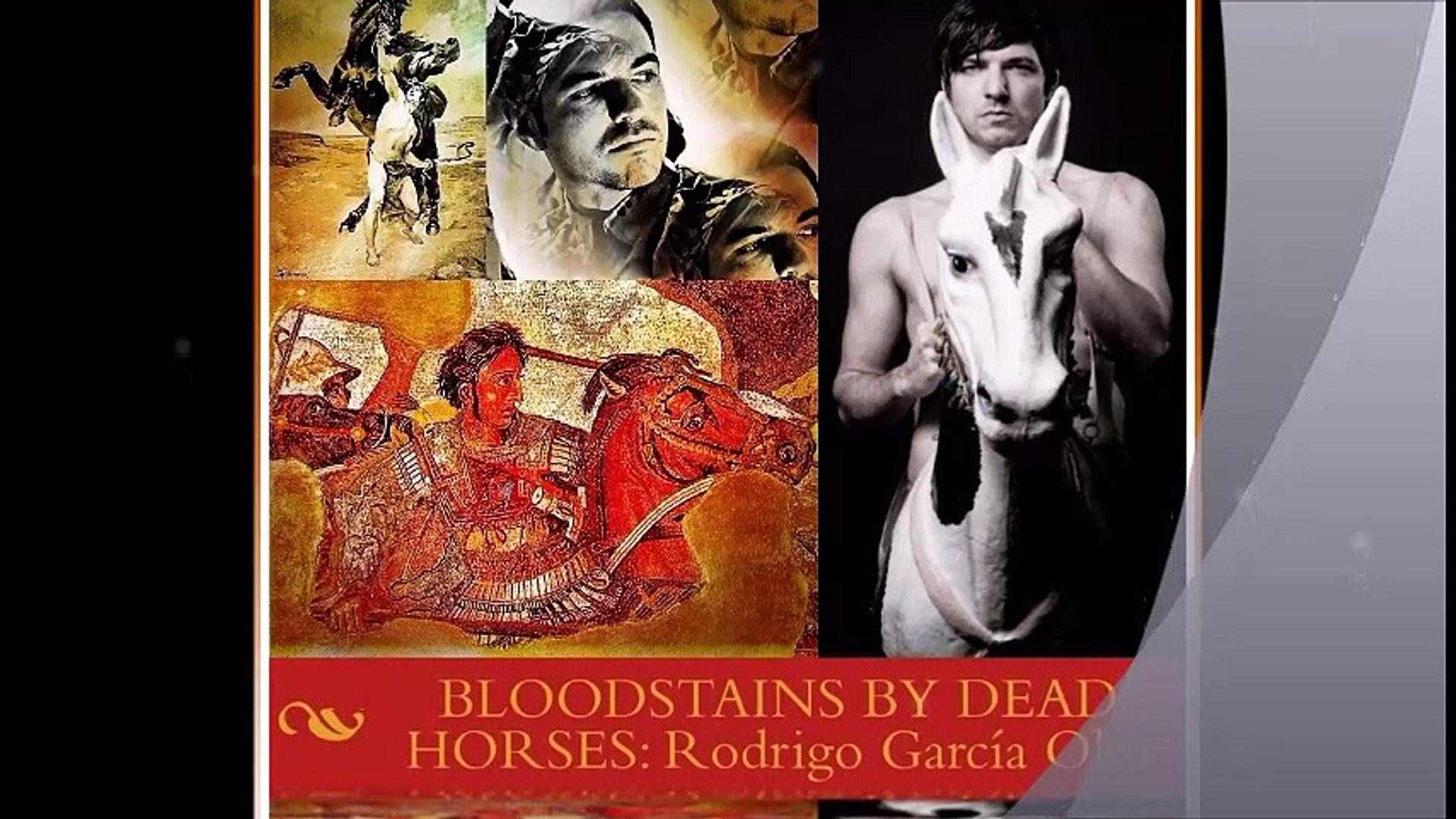 BLOODSTAINS BY DEAD HORSES Rodrigo García Olza (Official) Trailer
