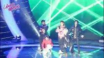 [FANCAM] UNIQ - Born To Fight 2015/01/17 騰訊應用榜樣—星APP之夜