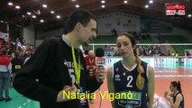 Natalia Viganò: MC CARNAGHI VILLA CORTESE --IMOCO VOLLEY CONEGLIANO 3-1