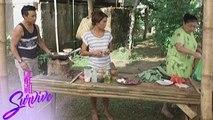 We Will Survive: Wilma cooks Pinangat