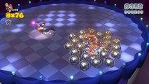 Super Mario 3D World - Motley Bossblob Boss Battle (Wii U - 1080p Gameplay)