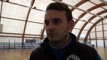 2013 12 22 Olimpus Vs Lido di Ostia U21 29 Gianluca Antonio Manes Allenatore Lido di Ostia