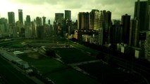 Timelapse Happy Valley, Hong Kong.