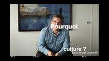 """Emmanuel Laurentin : """"La culture, mieux se souvenir pour mieux réinventer"""""""