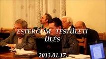 Testületi ülés 2013.01.17.