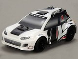 New 1/24 4WD Rally Car RTR: Grey/White Product images
