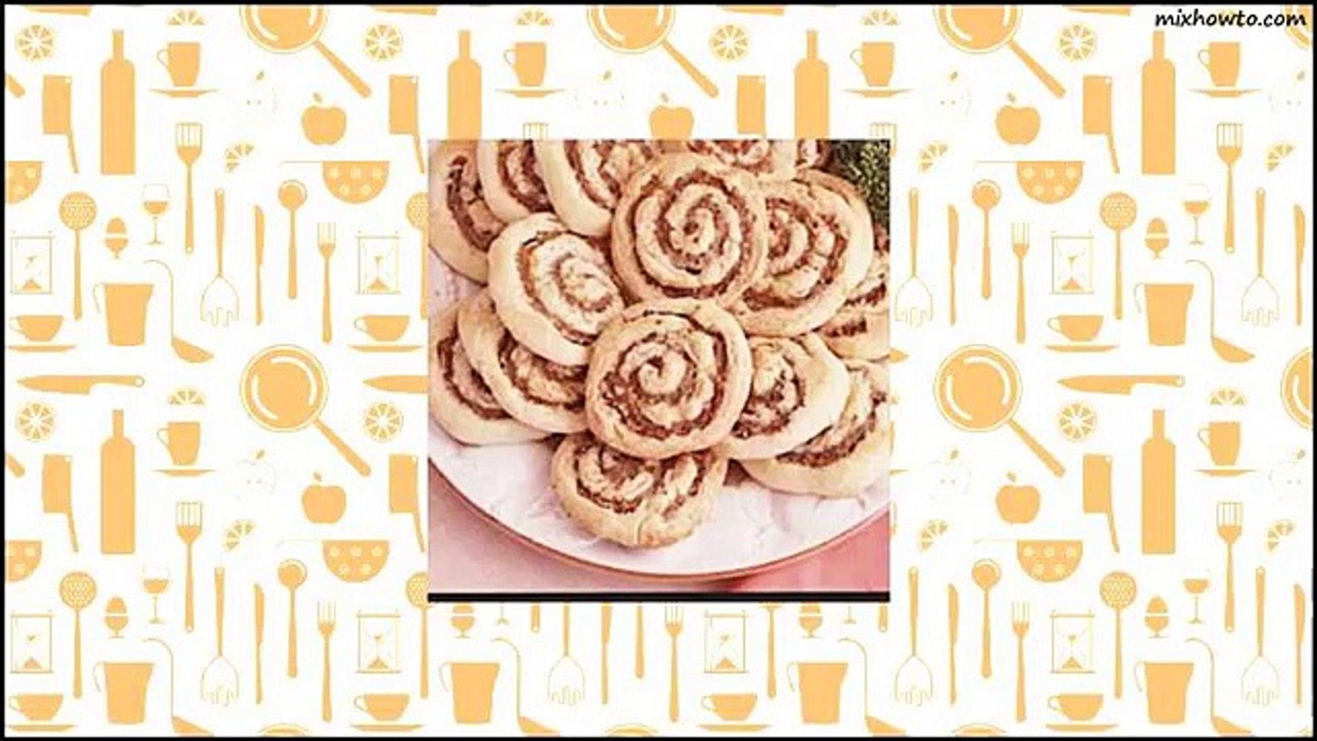 Recipe Buttermilk Biscuit Sausage Pinwheels Recipe