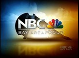 B-17 Flying Fortress Aluminum Overcast on TV KNTV NBC 11 San Jose California