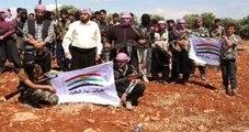 Terör Örgütü PYD'ye Karşı Yeni Kürt Tugayı Kuruldu