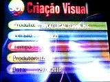 Chamada Tripla Domingo Legal - Eliana - Programa Silvio Santos - Sbt Domingo 29/08/2010