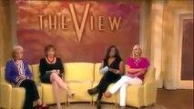 Bones - 4x26 - Emily Deschanel Interview at The View 2009.04.28.