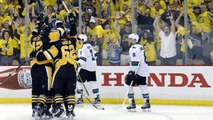 Pens Strike First in Stanley Cup Final