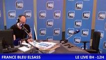 Live France Bleu Elsass du 31 mai 2016