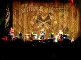 "BRIAN SETZER& Slim Jim Phantom ""Tennessee Zip"" 25 junio 2011 Azkena Rock Rockabilly Riot"