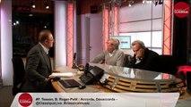 """""""Pierre Gattaz est l'incarnation du patronat tout aussi réac que ne l'est la CGT """" Bruno Roger-Petit (31/05/2016)"""