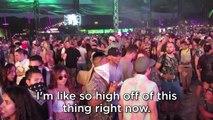 Giving People FAKE DRUGS at Coachella - (Fake Drugs Prank!)