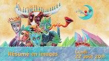 Festival au Bonheur des Mômes 2011 - En images : lundi 22 août
