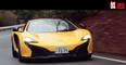 VÍDEO: El McLaren 650S escala el salvaje Hakone Turnpike de Japón